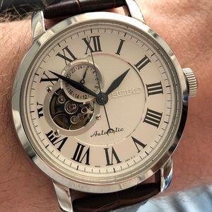 Seiko Automatic 41mm Watch